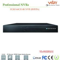 Poe NVR cámaras CCTV SEGURIDAD CCTV DVR de la red del sistema de software