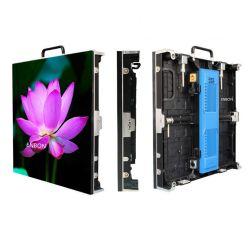 중국 공장 단계 임대료 (500X500mm 500X1000mm 위원회)를 위한 최고 가벼운 옥외 실내 전시 화면/영상 발광 다이오드 표시