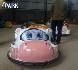 Automobile Bumper dei capretti del parco di divertimenti della batteria attraente di giro 24V per il genitore ed i bambini