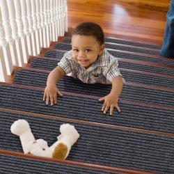 Nicht tritt Beleg-Teppich-Treppen-Schritte Straircase Jobstepp Treppen-Schritt-Matte
