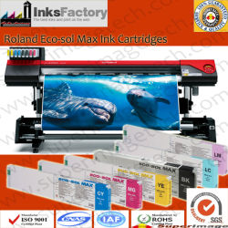 440ml Roland Eco-Sol Max Ink Cartridge