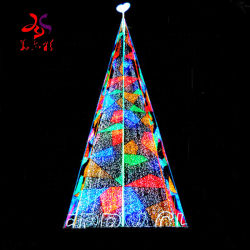 Fabricant PVC artificiel décoré des arbres de Noël personnalisés