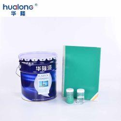 Los recubrimientos Hualong antiestático de pintura epoxi medio