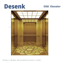 Elevador de passageiros de fábrica na China Desenk 1000kg Residencial interior do elevador de passageiros mercadorias elevação inicial com o Melhor Preço e boa qualidade
