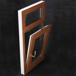 UPVC Flügelfenster-Serien-Profil des Fenster-und UPVC/PVC Tür-Entwurfs