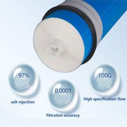 50 het Membraan van de Filter van het Element van de Filter van het Water van de Zuiveringsinstallatie van de Behandeling van het Water van Gallons Gpd RO