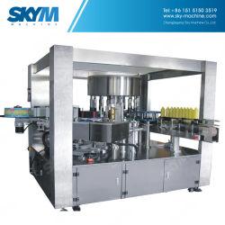 De automatische Hete het Krimpen Machines van de Machine van de Etikettering van de Koker van de Fles van het Water