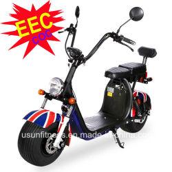 EEC и C O C скутер 1500 Вт 45 км город Коко электрического поля для гольфа скутер для продажи