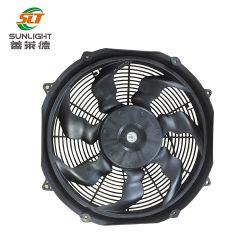 12V de Voorwaarde die van de Lucht van de Condensator 16inch 400mm Brushless Ventilator van gelijkstroom koelen