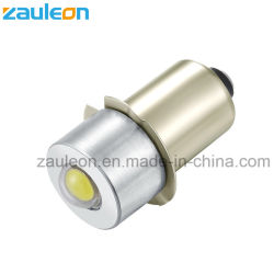 P13.5s lâmpada LED 1W 100 lúmens para lanterna LED Lanterna