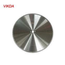 Vikda Hoja de sierra de corte en frío de la barra de cobre y el tubo de 450 mm de corte