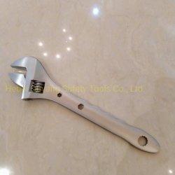 Clé réglable en acier inoxydable 250 mm; Ss 304/420/316