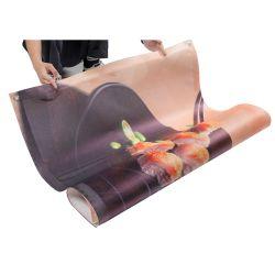 Outdoor grande impression de bannières personnalisées bannière en vinyle PVC