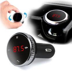 MP3-плеер Bluetooth Bt66 автомобильный комплект громкой связи + два порта USB зарядное устройство + FM-передатчик