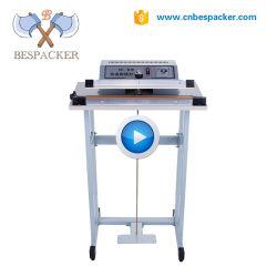 Tipo comum de Nylon Operado por Pedal simples máquina de Vedação