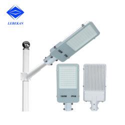 Lebekan 防水アルミニウムハウジング IP66 太陽芝生ランプ屋外用スマート IK 10 LED ストリート 50 W 70 W 100 W ガーデンランプ 150 W LED ストリート