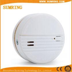 Electrónica de segurança do sensor de fumaça autônomo com Sirena de alarme do detector