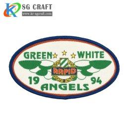 Geprägtes Custom Logo Stickerei Pin Embroideried Revers