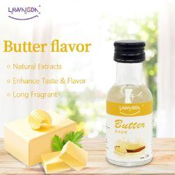 Le beurre de qualité alimentaire de haute qualité de la saveur 28ml