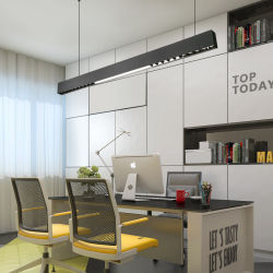 LED Linear Light Suspension inbouwverlichting voor kantoor Verlichting binnenverlichting
