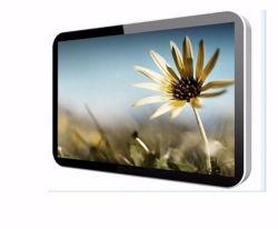Réseau de 22 pouces écran LCD à montage mural de publicité Digital Signage Player