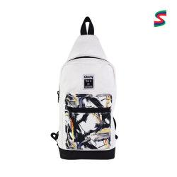 Ослепительно белый наиболее востребованных продуктов простой рюкзак для студентов