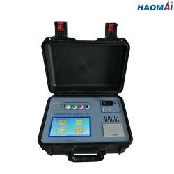 디지털 디스플레이 켜기 - 부하 탭 - 변압기의 체인저 매개변수 테스터