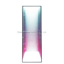 屋内ポータブルスタンド移動可能プロモーション用広告ピクセル 2.5mm/3mm LED デジタルポスター画面表示