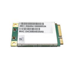 الاتصال اللاسلكي بواجهة USB2.0 4G LTE Cat4 Mini PCIe من الجيل الرابع الوحدة