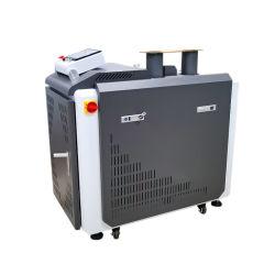 ماكينة لحام التنظيف بالليزر بقوة 1000 واط ذات استخدامين للمعدن لحام من الألومنيوم لإزالة الصدأ