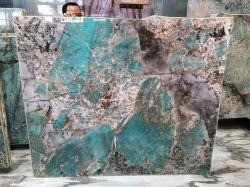 Blauwe Marmeren Steen voor de Tegel van de Bevloering/van de Vloer/Comité het Achtergrond van de Muur/Bekleding/Tegels/Countertop/de Bovenkant van de Werkbank/van de Lijst