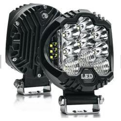 도로 주간 달리기를 가진 모는 빛 60W 최고 밝은 결합 빛 떨어져 5inch 7inch 9inch 옆 사수