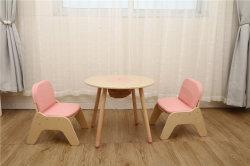Caja de seguridad nuevo diseño de los niños mesa y silla de mesa juguetes para niños