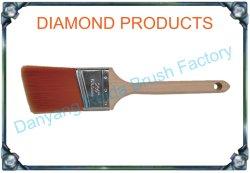 Professional Purdy pega de plástico de madeira na parede Broxa guilhotina de Ângulo da escova de tela plana