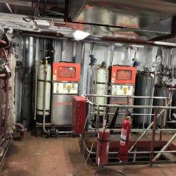 Captain Pure Seawater Desalination Center Project le ofrece Seguro y.. Agua dulce para ti