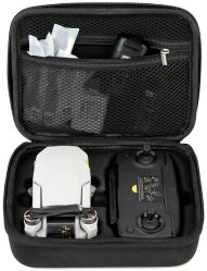 Estojo de transporte Portable Estojo EVA Hard Shell Travel Saco de armazenamento de caixa para Dji Mavic Mini Drone RC Acessórios