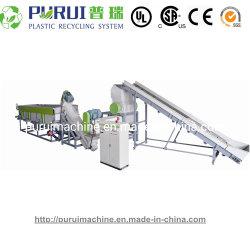 Pellicola agricola che ricicla lavatrice con capienza 1000kg