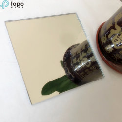 Безопасности Temperable стекло наружного зеркала заднего вида в мастерской, которые могут быть пересмотрены (M-T)