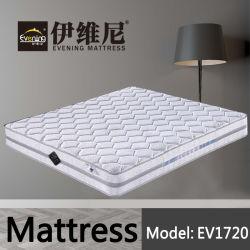 Hotel-Schlafzimmer-König Double Size Bunk Folding rollen oben Matratze-Bett für Großverkauf