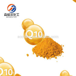 Rohes Puder CAS 303-98-0 Coq10 des Hydrosoluble Coenzym-Q10