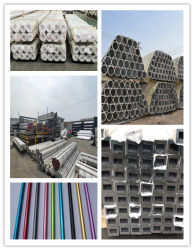 Extrusie koud getrokken kleine diameter 6061 Aluminium-buis van legering precisie/ Aluminium buis