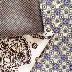 Tessuto di rivestimento in Taffeta di poliestere impermeabile stampato da 210 t per borsa da abbigliamento