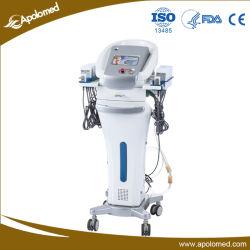 뚱뚱한 제거를 위한 Apolomed 체중 감소 특징 Lipo Laser 공동현상 진공 손잡이