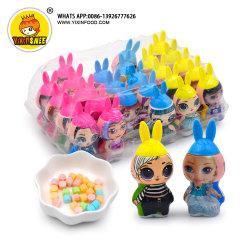 Karton-Spielzeug mit Tablette-Süßigkeit