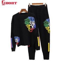 Laag van Hoodies van de Sweater van de Trui van de Mensen Streetwear van de Douane van Aibort de Toevallige (z-SW200207A)