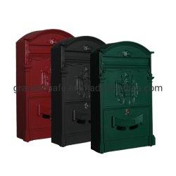 Boîte aux lettres en aluminium pour l'extérieur (GAL-25A)