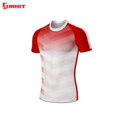La Chine Aibort la fabrication de vêtements Sports Jerseys pour sublimation de l'équipe de rugby (N-RJ19)
