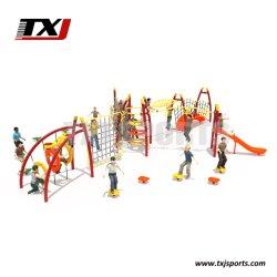 بنية شبكة تسلق الحبل في ملعب Park Outdoor