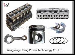 Bloque motor de pistón de cabeza de biela Grupo Electrógeno Cummins original pieza de motor Diesel