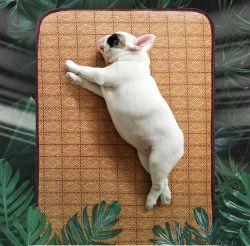 애완 동물 침대 개 침대 고양이 침대 애완 동물 개 침대를 위한 차가운 매트 개 매트